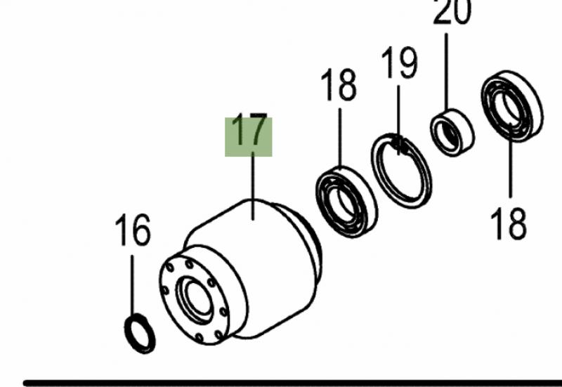 Multidisk clutch