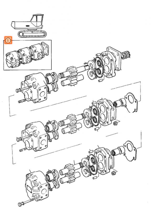 Čerpadlo hydraulické